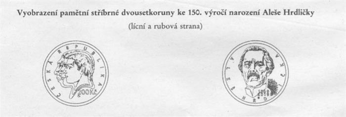Hrdličkova mince
